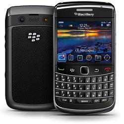 Usuñ simlocka kodem z telefonu Blackberry 9700