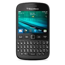 Usuñ simlocka kodem z telefonu Blackberry 9720