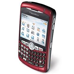 Usuñ simlocka kodem z telefonu Blackberry 8310