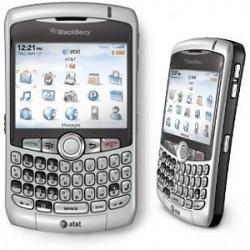 Usuñ simlocka kodem z telefonu Blackberry 8310v