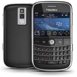 Usuñ simlocka kodem z telefonu Blackberry 9000