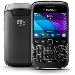Usuñ simlocka kodem z telefonu Blackberry 9790 Bold