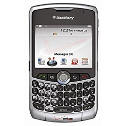 Usuñ simlocka kodem z telefonu Blackberry 8330