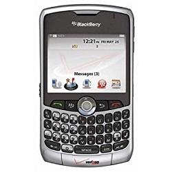 Usuñ simlocka kodem z telefonu Blackberry 8330 Curve