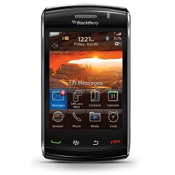 Usuñ simlocka kodem z telefonu Blackberry Storm 2