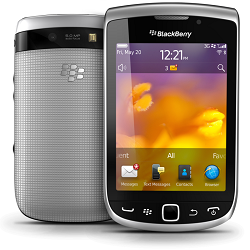 Usuñ simlocka kodem z telefonu Blackberry Torch