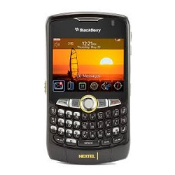 Usuñ simlocka kodem z telefonu Blackberry 8350i