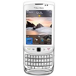 Usuñ simlocka kodem z telefonu Blackberry Torch 9800