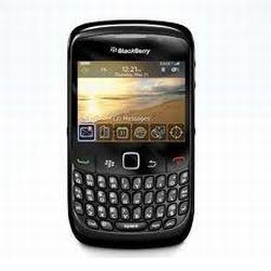 Usuñ simlocka kodem z telefonu Blackberry 8500