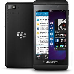Usuñ simlocka kodem z telefonu Blackberry Z10