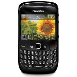 Usuñ simlocka kodem z telefonu Blackberry 8520