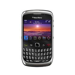 Usuñ simlocka kodem z telefonu Blackberry 9300