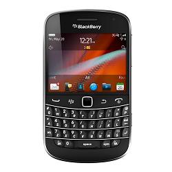 Usuñ simlocka kodem z telefonu Blackberry 9900 Bold Touch