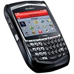 Usuñ simlocka kodem z telefonu Blackberry 8700
