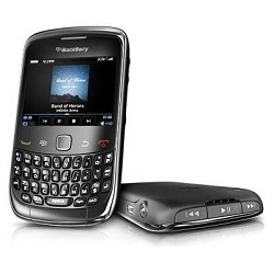 Usuñ simlocka kodem z telefonu Blackberry 9330 Curve 3G