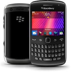 Usuñ simlocka kodem z telefonu Blackberry 9350 Curve
