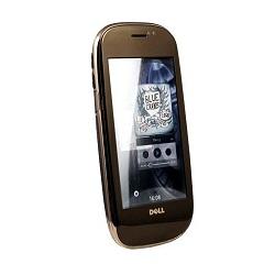 Usuñ simlocka kodem z telefonu Dell Mini 3