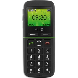 Usuñ simlocka kodem z telefonu Doro 345
