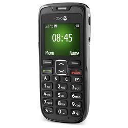 Usuñ simlocka kodem z telefonu Doro 510