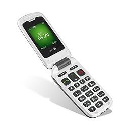 Usuñ simlocka kodem z telefonu Doro 605