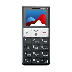 Usuñ simlocka kodem z telefonu Emporia VF1
