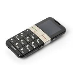 Usuñ simlocka kodem z telefonu Emporia Elegance
