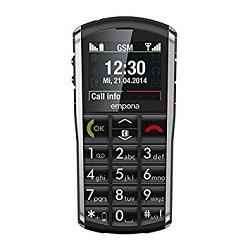 Usuñ simlocka kodem z telefonu Emporia Pure V25