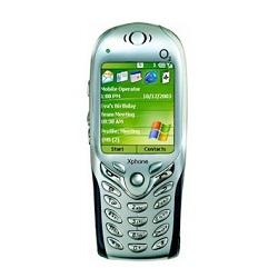 Usuñ simlocka kodem z telefonu HTC O2 Xphone