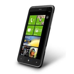 Usuñ simlocka kodem z telefonu HTC Titan