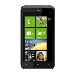 Usuñ simlocka kodem z telefonu HTC Titan II