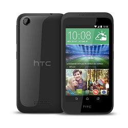 Usuñ simlocka kodem z telefonu HTC Desire 320