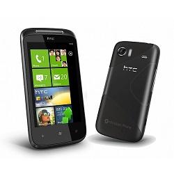 Usuñ simlocka kodem z telefonu HTC 7 Mozart