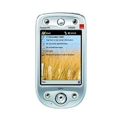 Usuñ simlocka kodem z telefonu HTC SPV M1000