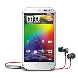Usuñ simlocka kodem z telefonu HTC Sensation XL