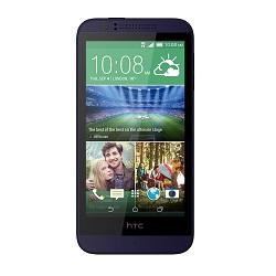Usuñ simlocka kodem z telefonu HTC Desire 510