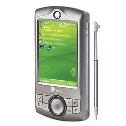 Usuñ simlocka kodem z telefonu HTC P3350