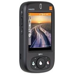 Usuñ simlocka kodem z telefonu HTC SPV M600