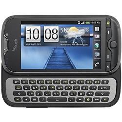 Usuñ simlocka kodem z telefonu HTC myTouch 4G slide