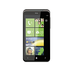 Usuñ simlocka kodem z telefonu HTC Eternity