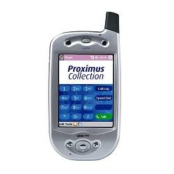 Usuñ simlocka kodem z telefonu HTC Qtek 1010
