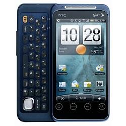 Usuñ simlocka kodem z telefonu HTC EVO Shift 4G