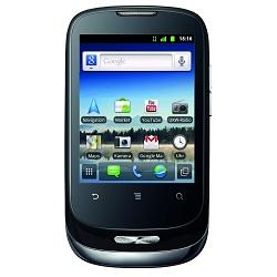 Usuñ simlocka kodem z telefonu Huawei IdeosX1