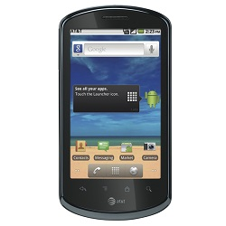 Usuñ simlocka kodem z telefonu Huawei Inspira H867G