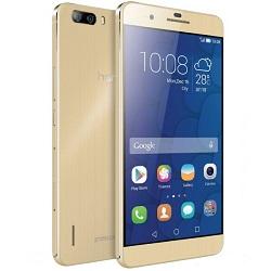 Usuñ simlocka kodem z telefonu Huawei Honor 6 Plus