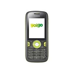 Usuñ simlocka kodem z telefonu Huawei U1250