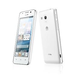 Usuñ simlocka kodem z telefonu Huawei Ascend G525