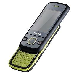 Usuñ simlocka kodem z telefonu Huawei U3205