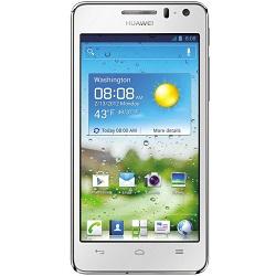 Usuñ simlocka kodem z telefonu Huawei Ascend G615