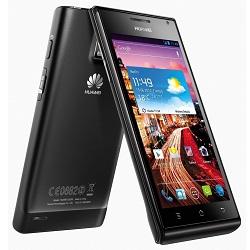 Usuñ simlocka kodem z telefonu Huawei Ascend P1 U9200