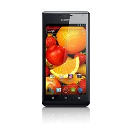 Usuñ simlocka kodem z telefonu Huawei Ascend P1s